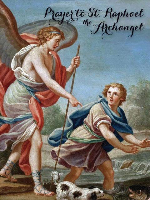 St Raphael Archangel Images – Fashionsneakers club