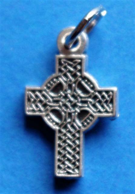 Catholic small religious oxidized italian crucifixes and