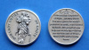 Our Lady Undoer (Untier) of Knots Prayer Coin