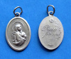 Madonna of the Streets (Feruzzi image) Medal