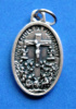 Holy Souls in Purgatory Medal