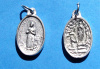 St. Bernadette / Our Lady of Lourdes Medal