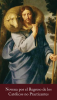 *SPANISH* Novena Prayer for the Return of Lapsed Catholics Prayer Card