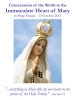Consecration of the World to the Immaculate Heart of Mary - Prayer Card