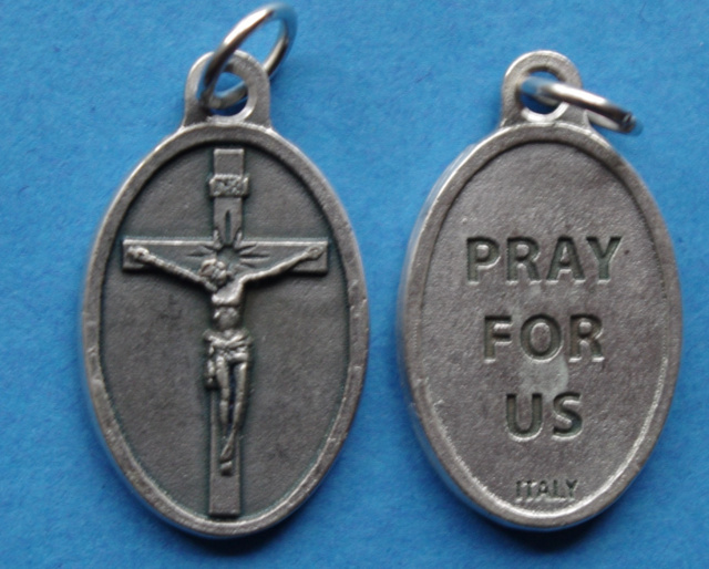 The Crucifixion Medal