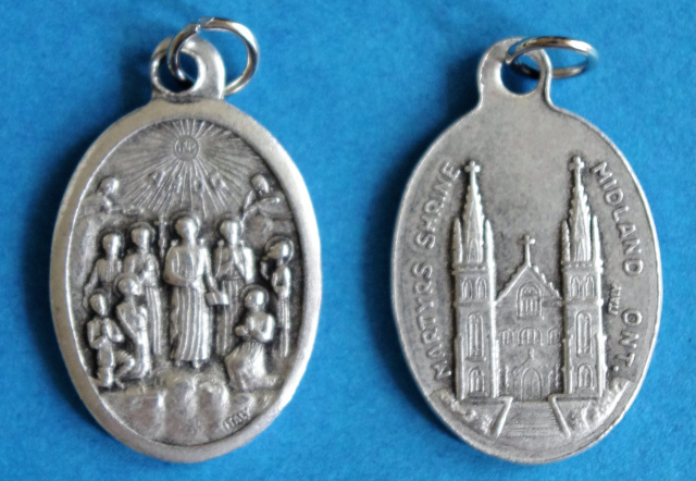 Canadian Martyrs Medal