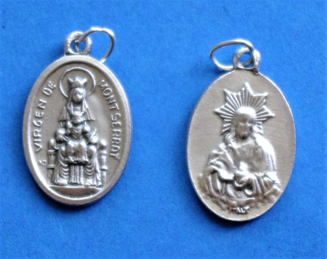 Our Lady of Montserrat Medal