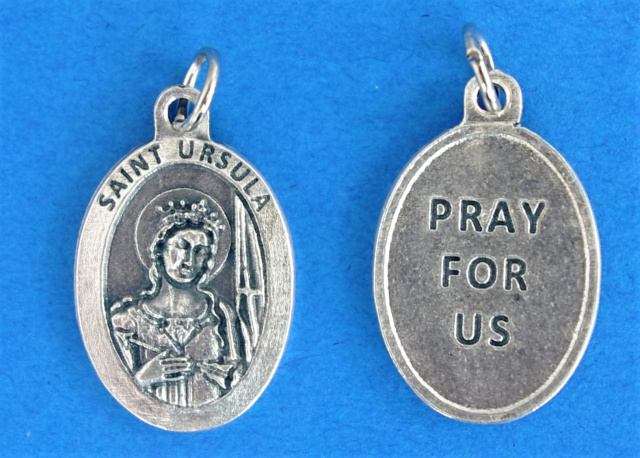 ***EXCLUSIVE*** St. Ursula Medal