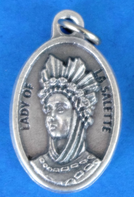 Our Lady of LaSalette Medal