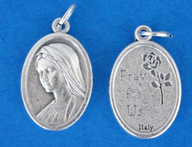 Our Lady of Medjugorje #2 Medal