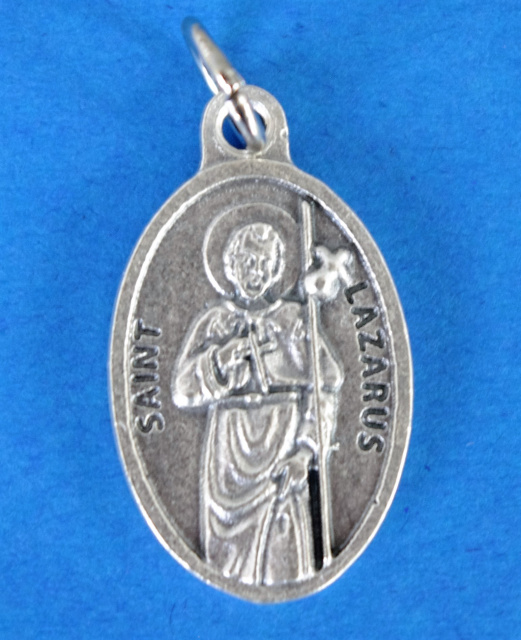 St. Lazarus of Bethany Medal