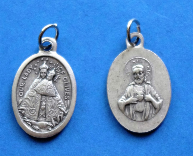 Our Lady of the Olives Medal