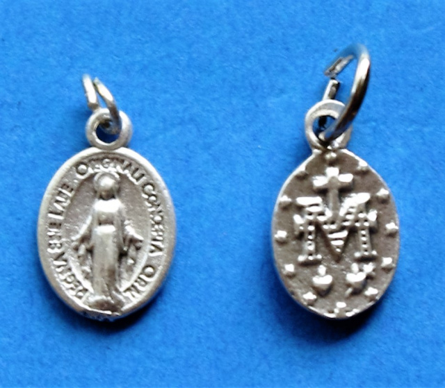 Super Mini Miraculous Medal