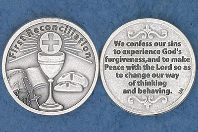 First Reconciliation Pocket Coin