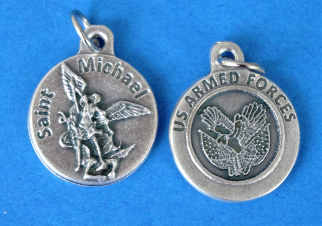 ARMED FORCES St. Michael Medal
