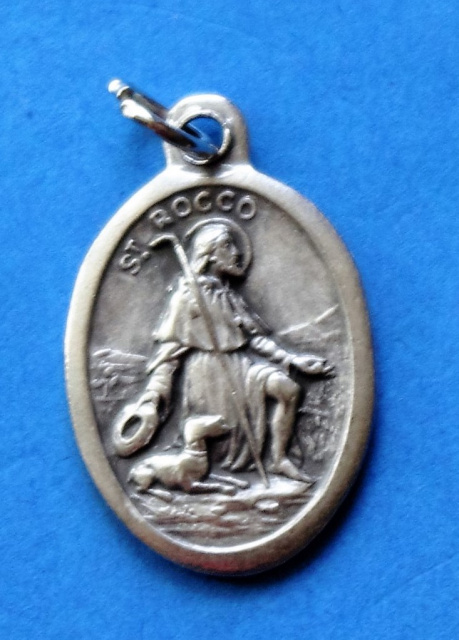 St. Rocco Medal