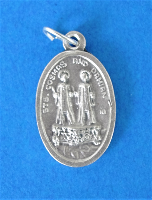 Sts. Cosmos and Damian Medal