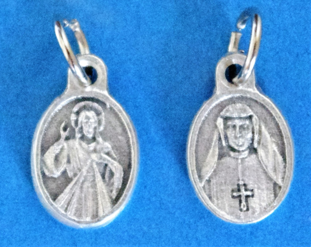 Divine Mercy / St. Faustina Charm