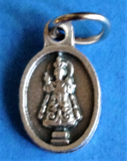 Infant of Prague Charm