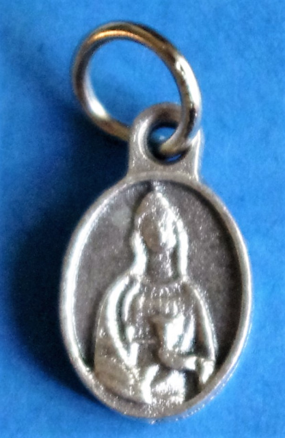St. Lucy Charm