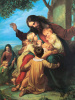 Our Father, Hail Mary & Glory Be Prayer Card