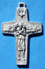 *LARGE* Pope Francis Pectoral Cross