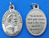 ***EXCLUSIVE*** Archbishop Fulton J Sheen Medal