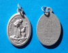 St. Francis Prayer for Peace Medal