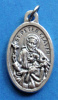 **EXCLUSIVE**  St. Peter Claver Medal