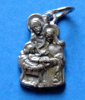 Holy Family Silhouette Charm