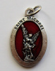 Red St. Michael Medal