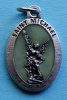 Glow in the Dark St. Michael Medal