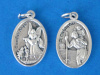 Guardian Angel/ St. Christopher Medal