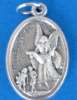 Guardian Angel Protect Us Medal