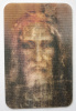Shroud of Turin Holographic Card