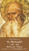St. Romuald Prayer Card