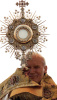 St. John Paul II Eucharistic Prayer Card
