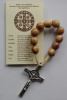 Olive Wood Single Decade Rosary