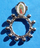 Our Lady of Guadalupe Rosary Ring
