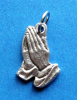 Praying Hands Charm